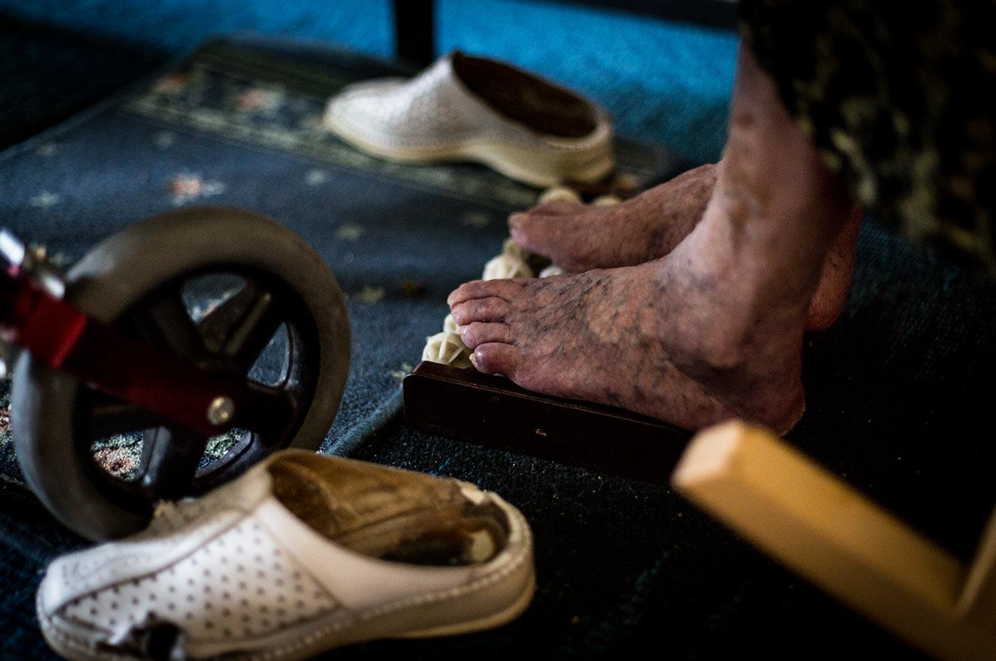 Old Age Loneliness – Yksinäinen vanhuus, 2015
